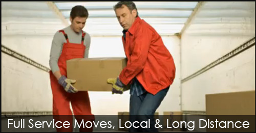 Full Service Local and Long Distance Moves